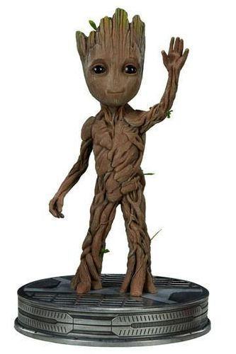 Guardians of the Galaxy Vol. 2 Life-Size Maquette Baby Groot 28 cm