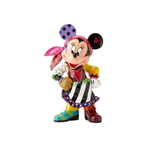 Enesco Romero Britto 4057043 Minnie Mouse Pirate