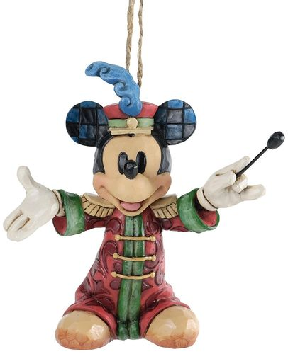 Hanging Ornament / Weihnachtsbaumschmuck : Mickey Mouse Band Concert