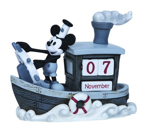 Precious Moments, Disney Showcase Mickey Mouse Figur Kalender