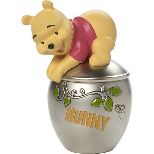 Precious Moments, Disney Showcase Winnie Pooh auf Metalldose 171706
