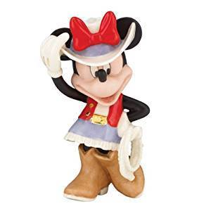 Disney Figur Lenox 843563 Minnie Mouse Cowboy