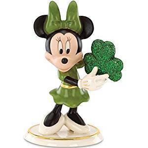 Disney Figur Lenox 845499 Minnie Mouse Irish