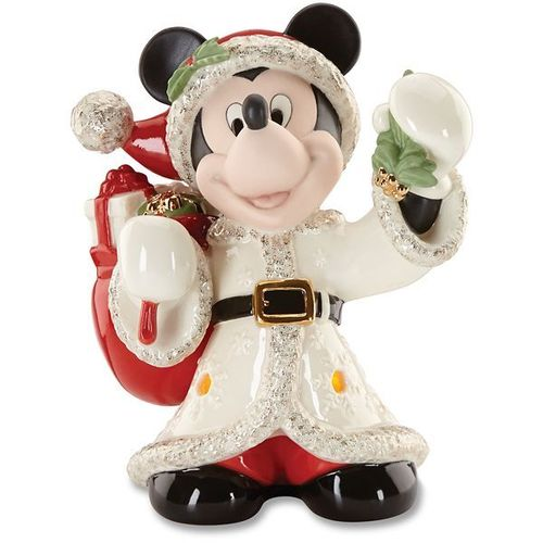 Disney Figur Lenox 853571Merry Mickey Weihnachts Mickey Mouse