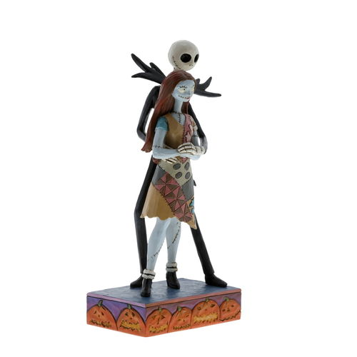 Jim Shore Disney Traditions by Enesco Jack and Sally Figur 4057951 Nightmare before Christmas