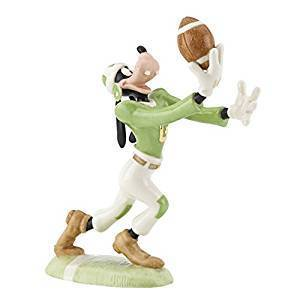 Disney Figur Lenox 843560 Go Long Goofy Football