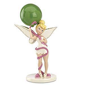 Disney Figur Lenox 856514 eingepackte Tinker Bell Wrapped in Love Tink