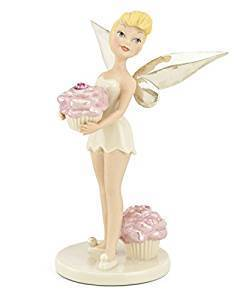 Disney Figur Lenox 850669 Tinker Bell Tink`s Birthday Treat