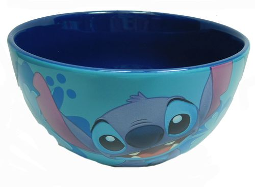 Müslischale Disney Stitch blau