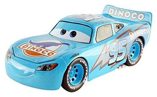 Modellauto 1:24 Cars 3 : Dinoco MC Queen