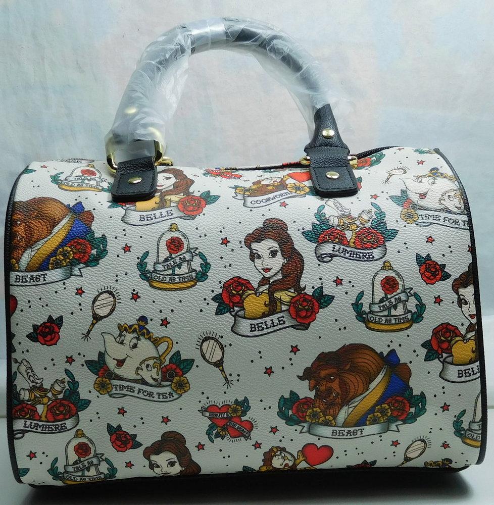 ec3cb205ec588 Loungefly Disney Tasche   Die schöne und das Biest - Disney Shop ...