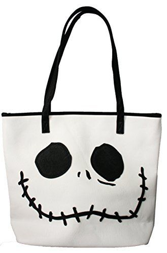 Loungefly Disney Tasche : The Nightmare Before Christmas Jack And Sally Big Face