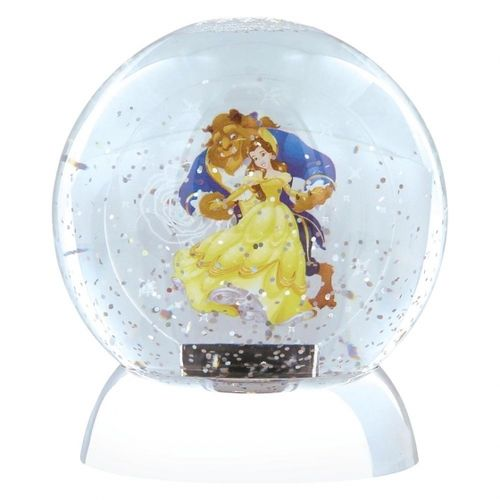 Beauty & The Beast Waterdazzler Globe