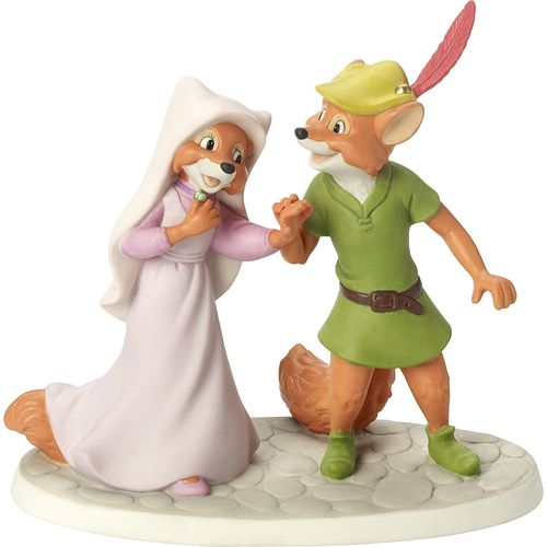 Precious Moments, Disney Showcase Robin Hood Lady Marian 164701