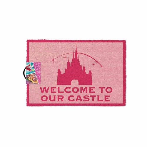 Pyramid International Disney Princess Welcome to our Castle Fußmatte 40 x 60 cm Fussmatte