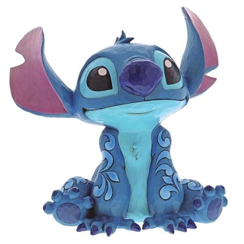Big Trouble (Stitch Statement Figurine) Disney Enesco Traditions Jim Shore