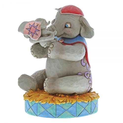 Disney Enesco Traditions Jim Shore A Mother's Unconditional Love (Mrs Jumbo & Dumbo Figurine)