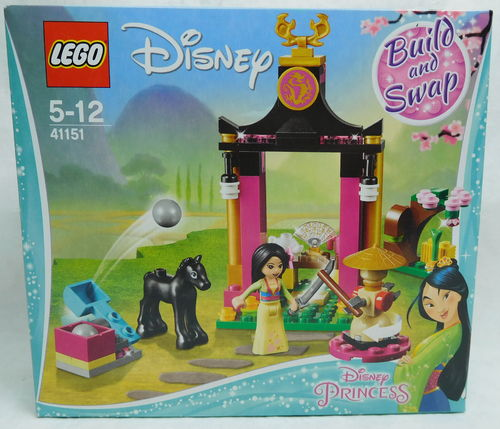 LEGO Disney Princess 41151 Mulan