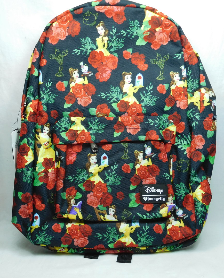 Loungefly Disney Backpack BAG Rucksack Die schöne und das Biest Belle