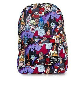 Loungefly Disney Rucksack Backpack Villains