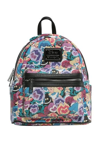 Loungefly Disney Rucksack Backpack Daypack Alice im Wunderland