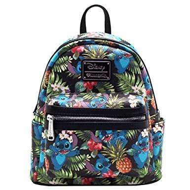Loungefly Disney Rucksack Backpack Daypack stitch