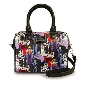 Loungefly Disney Tasche : Villains