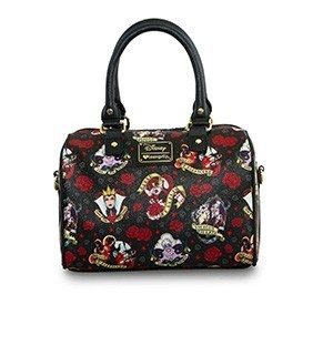 Loungefly Disney Tasche : Villains II