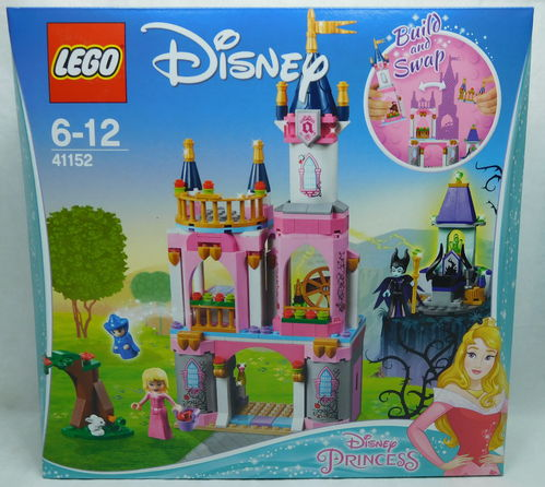 LEGO Disney Princess Cinderellas Traumschloss 41154