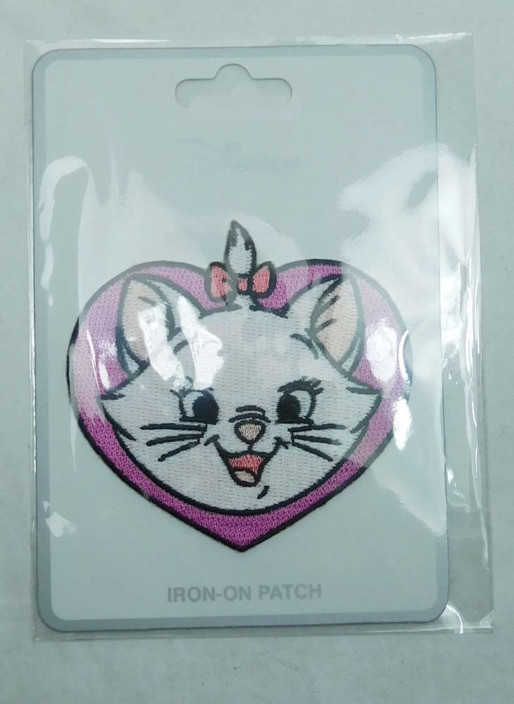 Loungefly Disney Patch Aufnäher Aristocats Marie Disney Shop Store