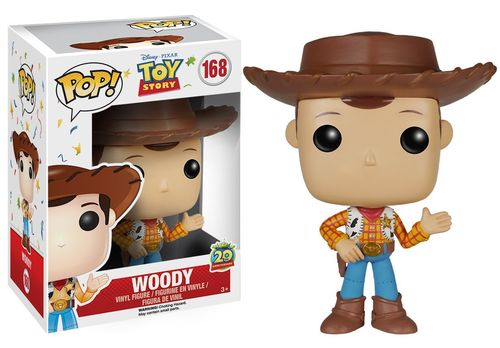 "Funko 6877 Actionfigur ""Disney: Toy Story Woody"""