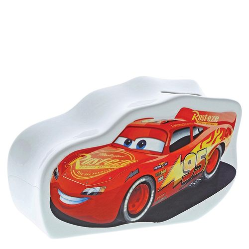Disney Enesco Enchanting Spardose Money Bank A28760 Cars I AM SPEED