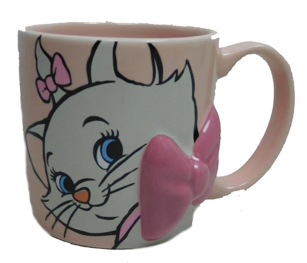 Disney Kaffeetasse Tasse Mug Pott Kaffee Becher Mit Erhabenem