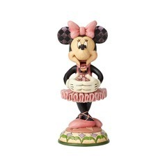 Disney Enesco Figur Nussknacker 6000947 Ballerina Minnie Mouse