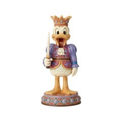 Disney Enesco Figur Nussknacker 6000948 Königlicher Donald Duck