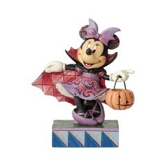 Disney Enesco Figur 6000949 Halloween Vampire Minnie Mouse