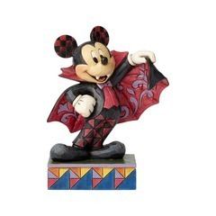 Disney Enesco Figur 6000950 Halloween Vampire Mickey Mouse