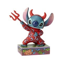 Disney Enesco Figur 6000951 Teuflicher Stitch
