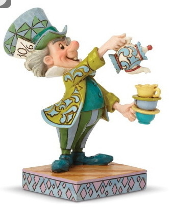 Enesco Disney Traditions Jim Shore 6001273 Mad Hatter