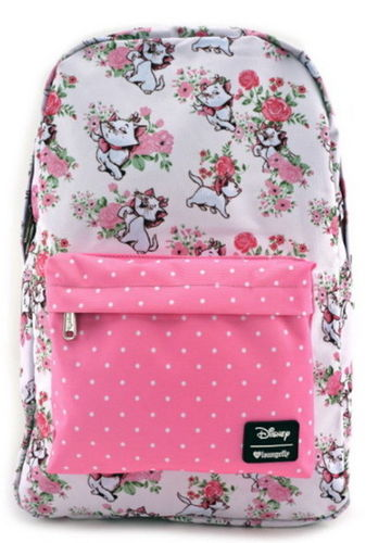 Loungefly Disney Rucksack Backpack Marie floral aus Aristocats