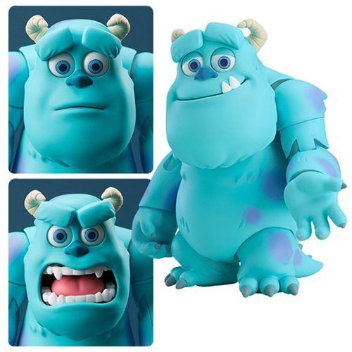 Monsters Inc. Sulley Nendoroid Deluxe Action Figur