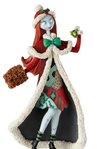 Enesco Disney Figur Showcase  Nightmare before Christmas : Sally Christmas