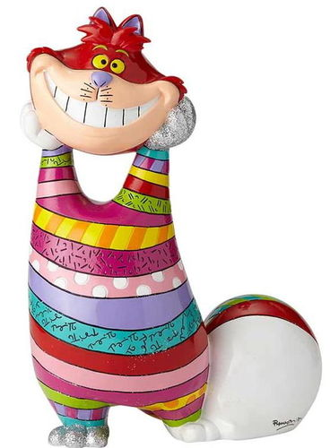 Enesco Disney Figur Britto : Cheshire Cat Staement figur gross