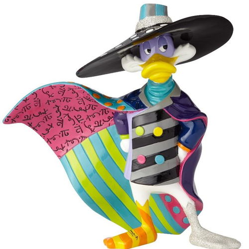 Enesco Disney Figur Britto : DArkwin Duck