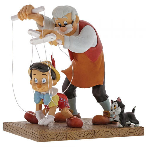 Enesco Disney Figur Enchanting : Pinocchio
