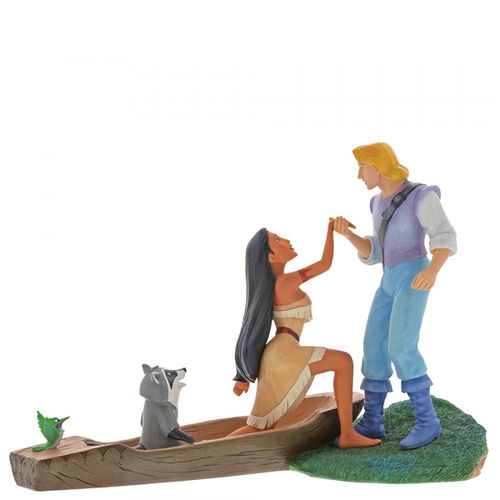 Enesco Disney Figur Enchanting : Pocahontas