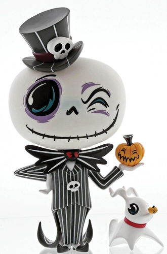 Disney Figur Miss Mindy : Nightmare before Christmas Jack Skelligton