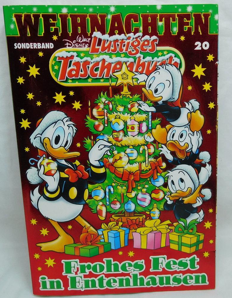 Comic Bilder Weihnachten.Comic Ehapa Buch Ltb Lustiges Taschenbuch Sonderband Weihnachten 20
