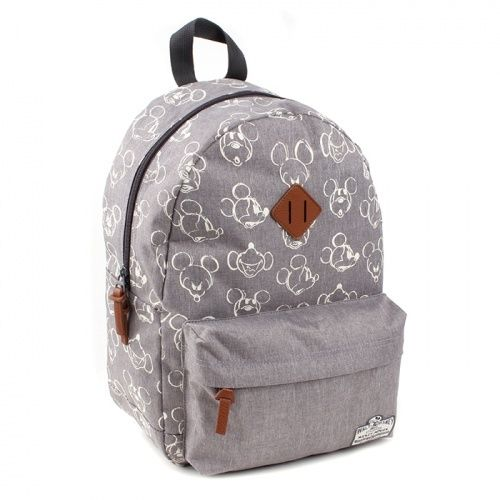Disney Rucksack VADOBACK : Mickey Mouse 90. Jahrestag / 90th Anniversary II