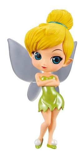 Disney Banpresto Q Posket Minifigur Tinker Bell Normal Color Version 14 cm